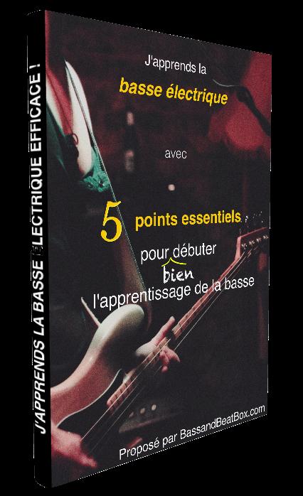 livre 5 points essentiels pour la basse