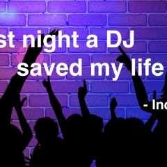 Comment jouer Last night a DJ saved my life à la basse