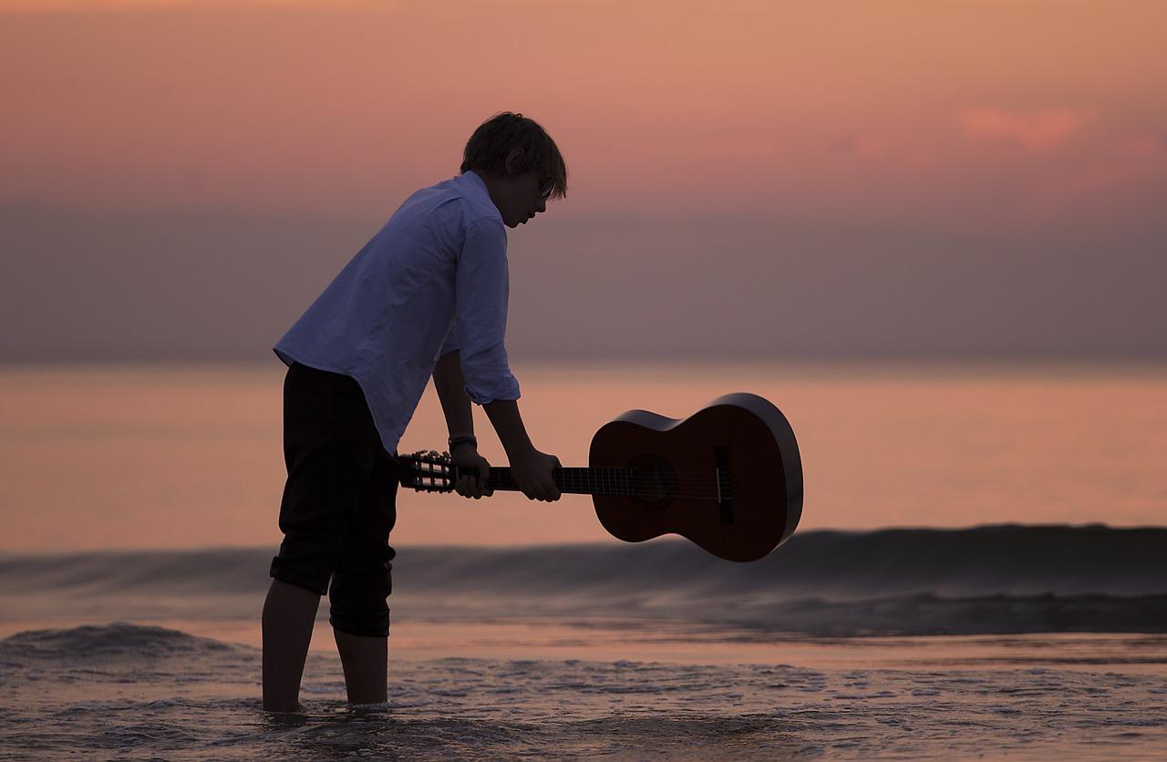 vacances guitare basse